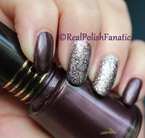 Revlon - Drama & OPI - Mad As A Hatter