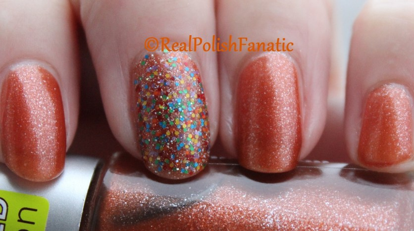 Wet n Wild - Scarlet Gold & Maya Cosmetics - Once In A Lullaby