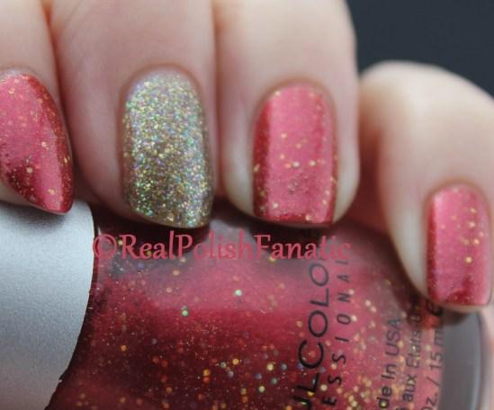 Sinful Colors - Hot Chilli & Finger Paints Um-berella