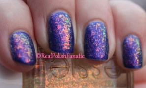 Jade Diamond - Exuberant & Essie - Shine Of The Times