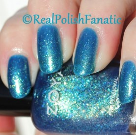 Zoya - Muse // Summer 2014 Bubbly Collection