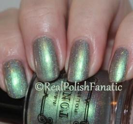 Tonic Polish - Greenglow