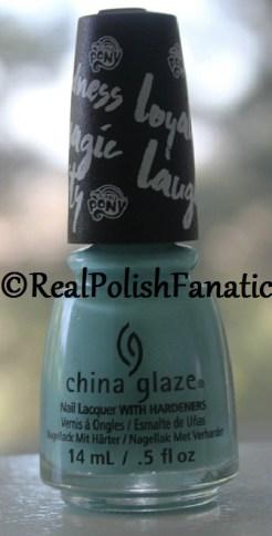 China Glaze One Polished Pony