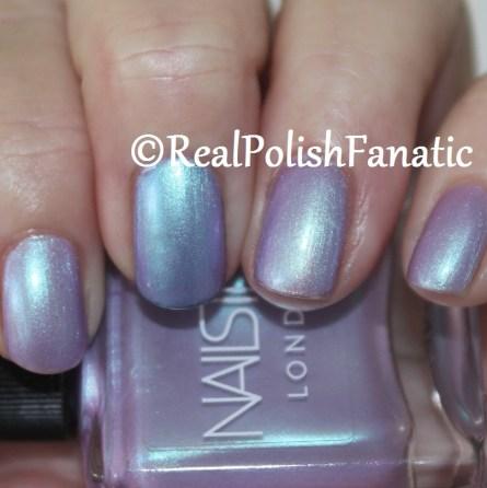 Nails Inc - Rainbow Wishes - Sparkle Like A Unicorn Duo