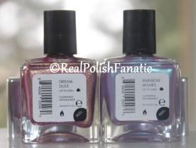 Nails Inc - Dream Dust & Rainbow Wishes - Sparkle Like A Unicorn Nail Polish Duo