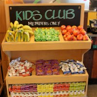 Join Whole Foods Kids Club