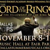 The Lord of the Rings Pops With Dallas Summer Musicals