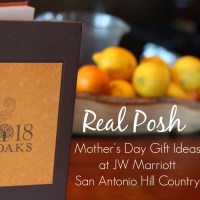 Treat Your Mom Like a Queen at JW Marriott