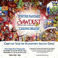 Sawdust Art Festival's Winter Fantasy