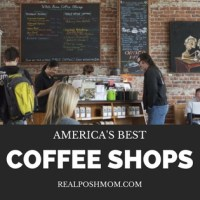 America's Best Coffee Shops #nationalcoffeeday