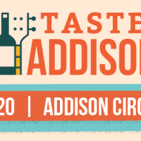 Taste Addison - This Weekend May 18th - 20th!