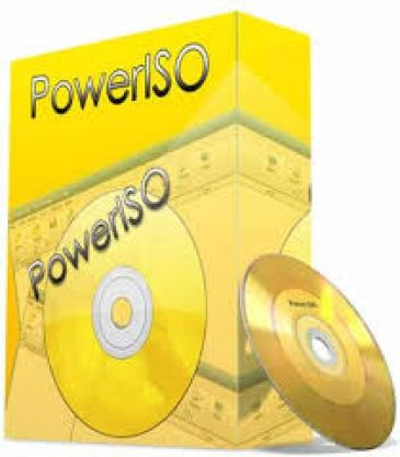 PowerISO 7.4 Crack With Activation Code Free Download 2019