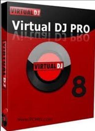 Virtual DJ Pro 2018 Crack With Registration Key Free Download