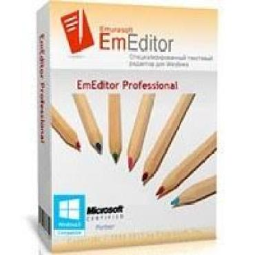 EmEditor Professional 18.9.4 Crack With Registration Code Free Download 2019