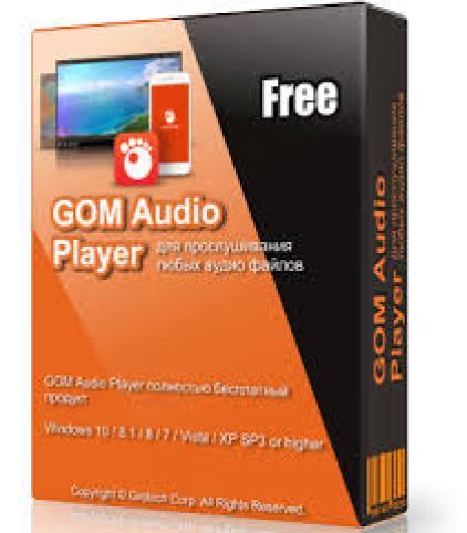 GOM Audio 2.2.21.0 Crack With Registration Key Free Download 2019