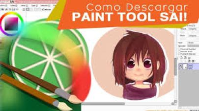 Paint Tool SAI 1.2.5 Crack With Serial Key Free Download 2019