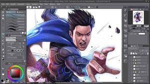 Clip Studio Paint EX 1.9.4 Crack With Keygen 2020
