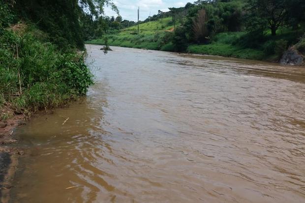 Foto: Rio Paraopeba em São Joaquim de Bicas Foto: Divulgação