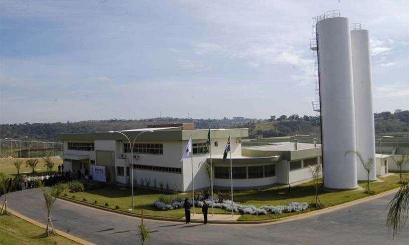 Presídio de Bicas II, em São Joaquim de Bicas, é um dos atendidos pelo projeto. Foto: José Carlos Paiva/Secom MG