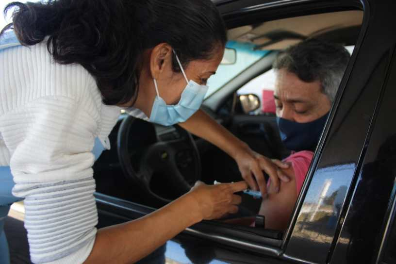 A vacinação ocorrerá por meio de agendamento prévio, feito pelas equipes de vacinação, que entrarão em contato com as famílias. Foto: RP