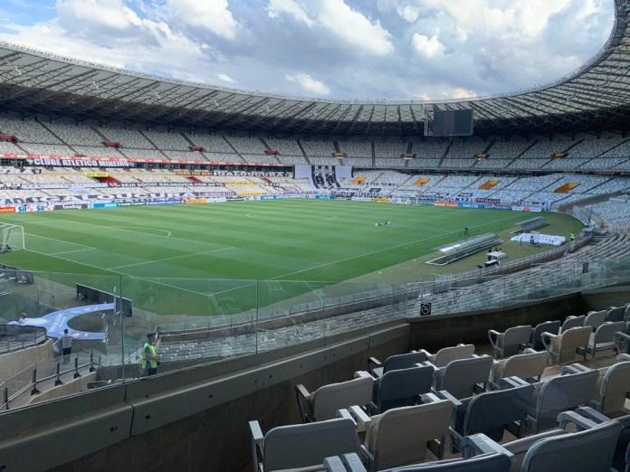 Prefeitura libera volta de torcedores aos estádios em Belo Horizonte- Foto: Divulgação/Mineirão