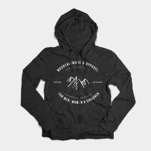 black mountain ware hoodie