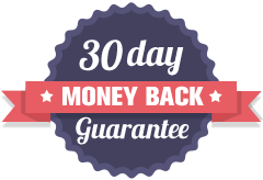 30 day money back guarntee