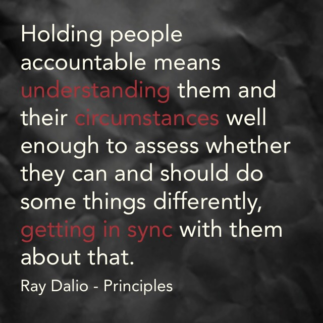 Five unexpected learnings from Ray Dalio's Principles – Real