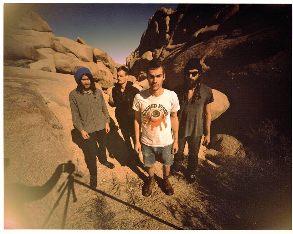Track of the Day – ALL THEM WITCHES '3-5-7'