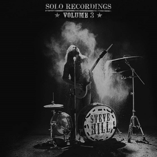 STEVE HILL – Solo Recordings Volume 3 – Blues