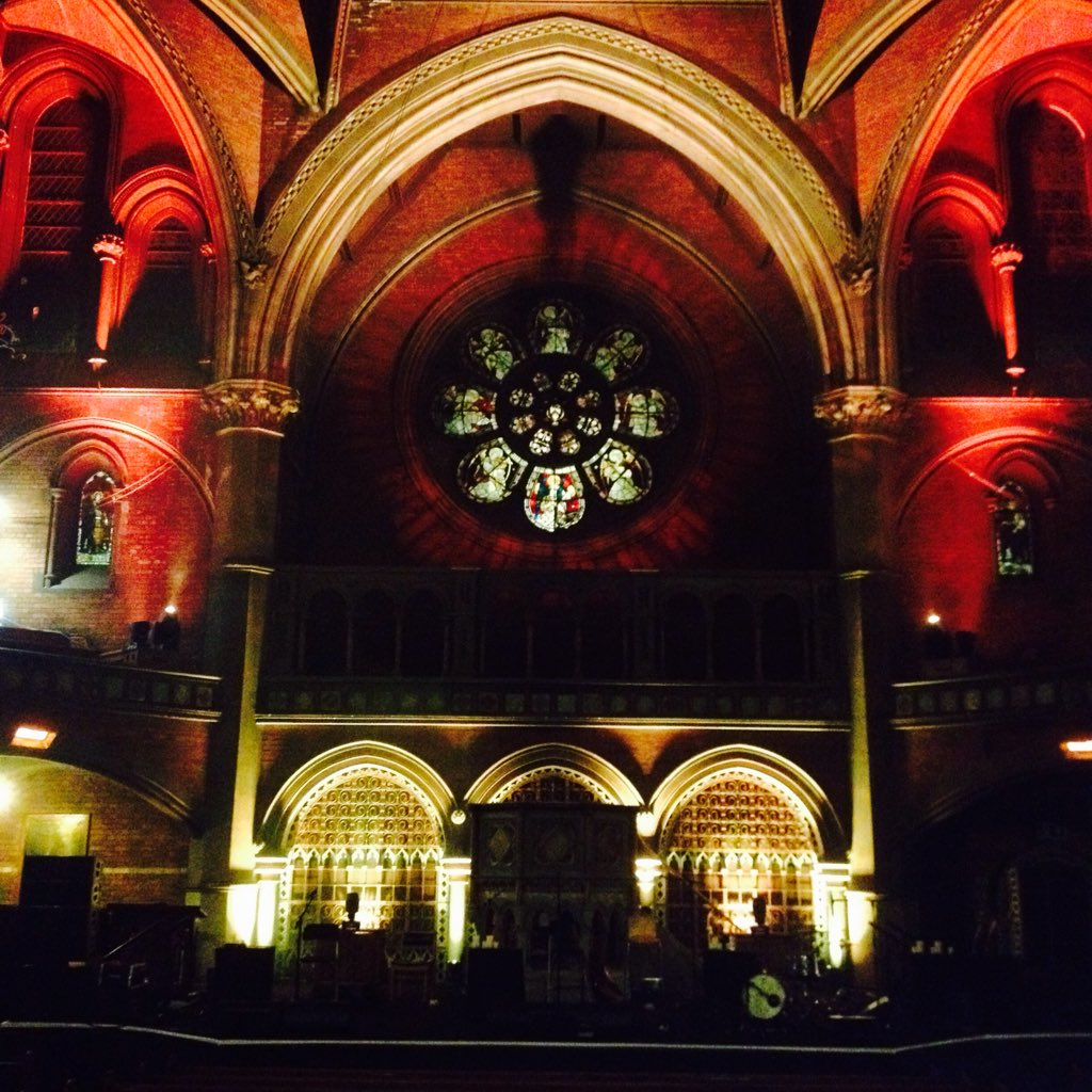 Gig review: Therapy? and The Virginmarys – Union Chapel – London – 1/12/16