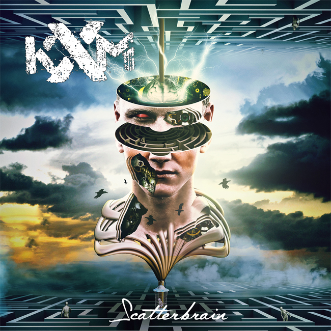 Album review – KXM 'Scatterbrain'