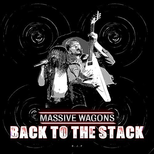 Charity single release: Massive Wagons – Back to the Stack