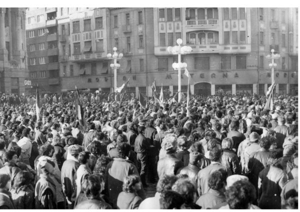 20 December 1989 Timisoara Real Romania