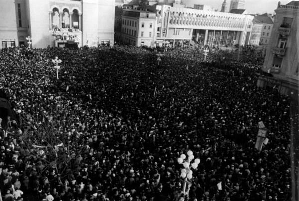 December 1989 Romanian Revolution Real Romania