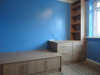 Untidy Teenagers Bedroom