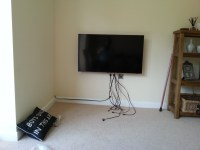 Wall Mount Tv Wiring Accessories