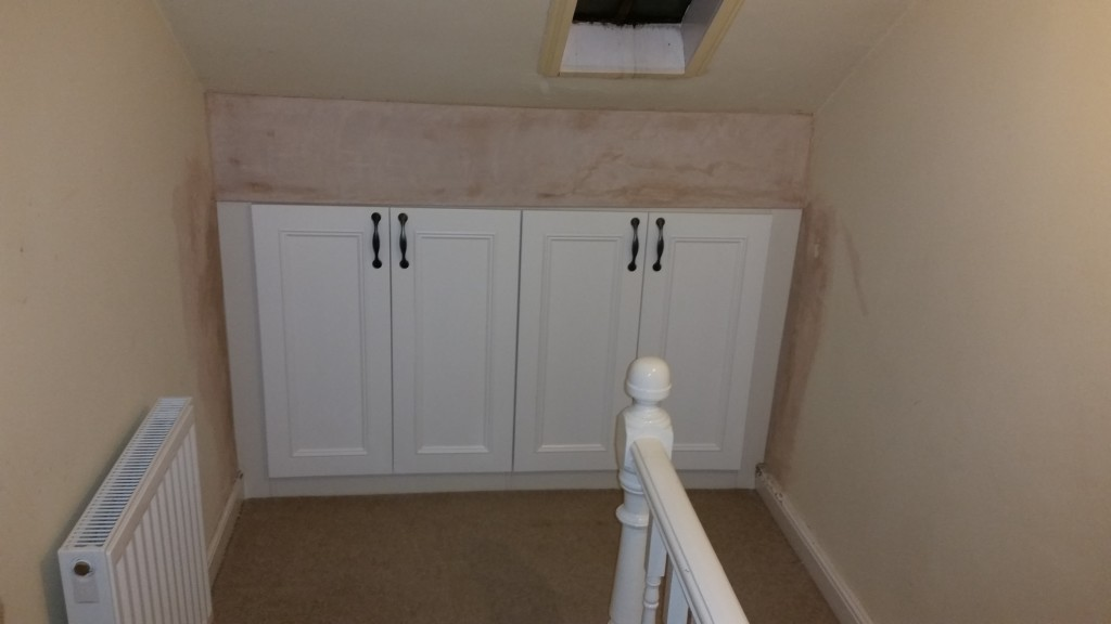 Under Eaves Storage Solutions