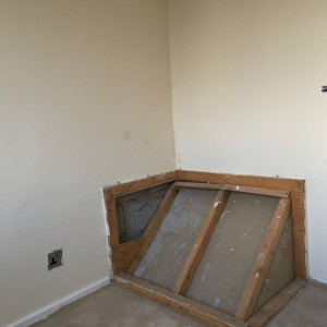 Cabin Bed Over The Stairs Bulkhead