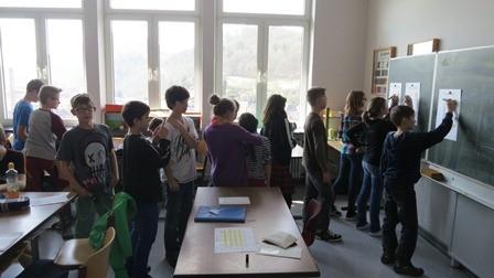 Realschule Kirn Realschule Plus Kirn  Zweiter Methodentag Klassenstufe 5