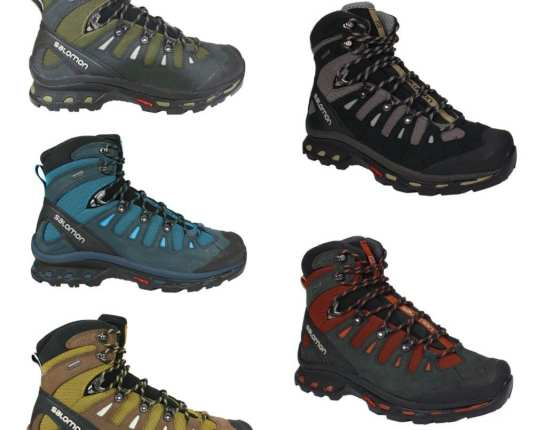 salomon quest 4d 2 gtx review