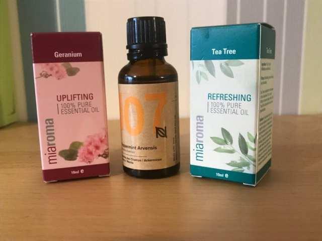 Best essential oils for deodorant