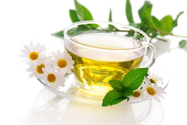 green tea for itchy skin