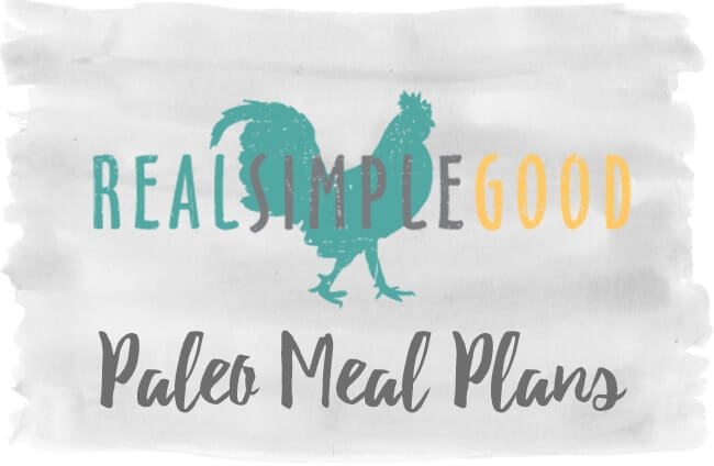 Real Simple Good Paleo Meal Plans