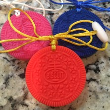 KidzNet Teething Cookie - The Ultimate Teether Comparison Review - Real Simple Mama
