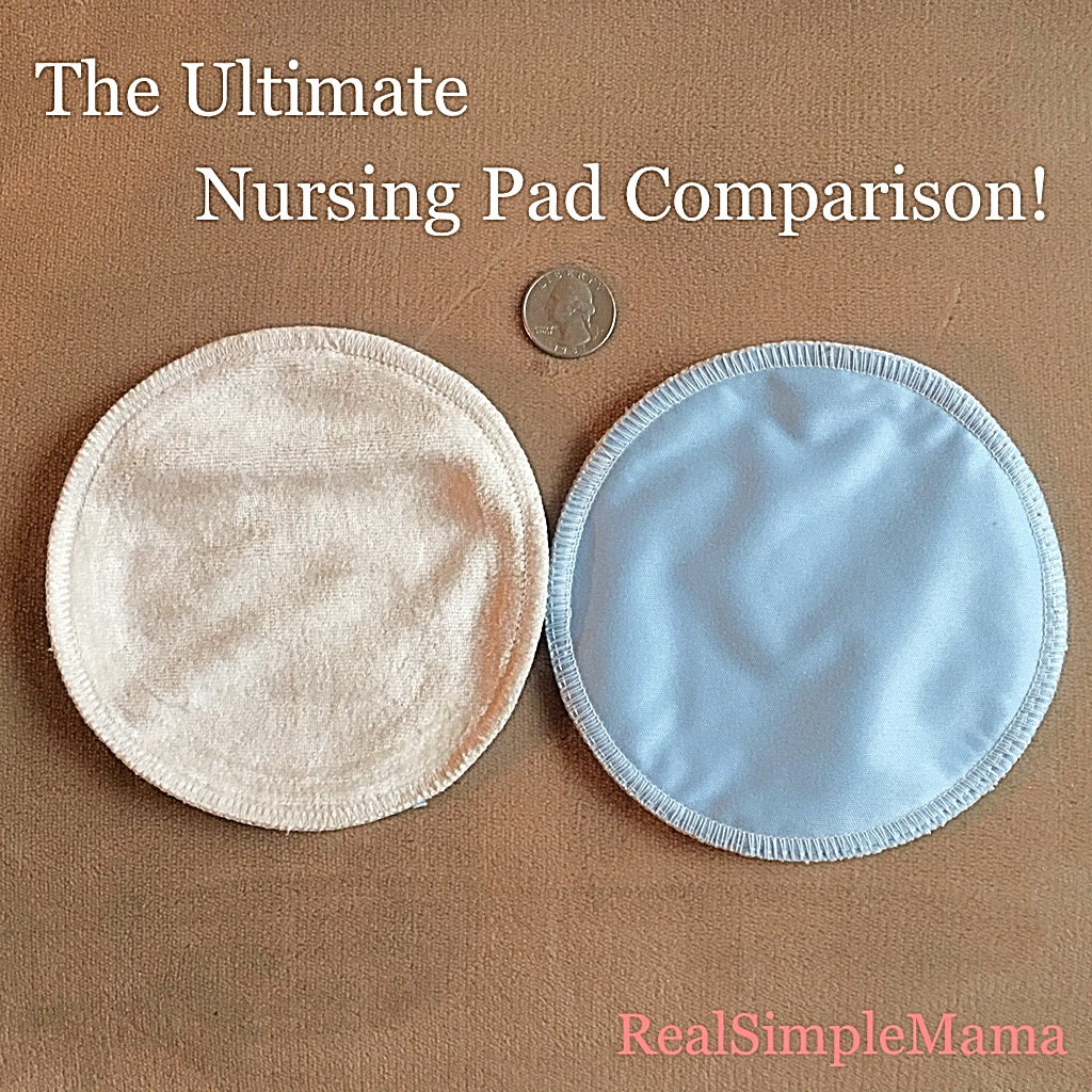 Review: The UPDATED Ultimate Nursing Pad Comparison!