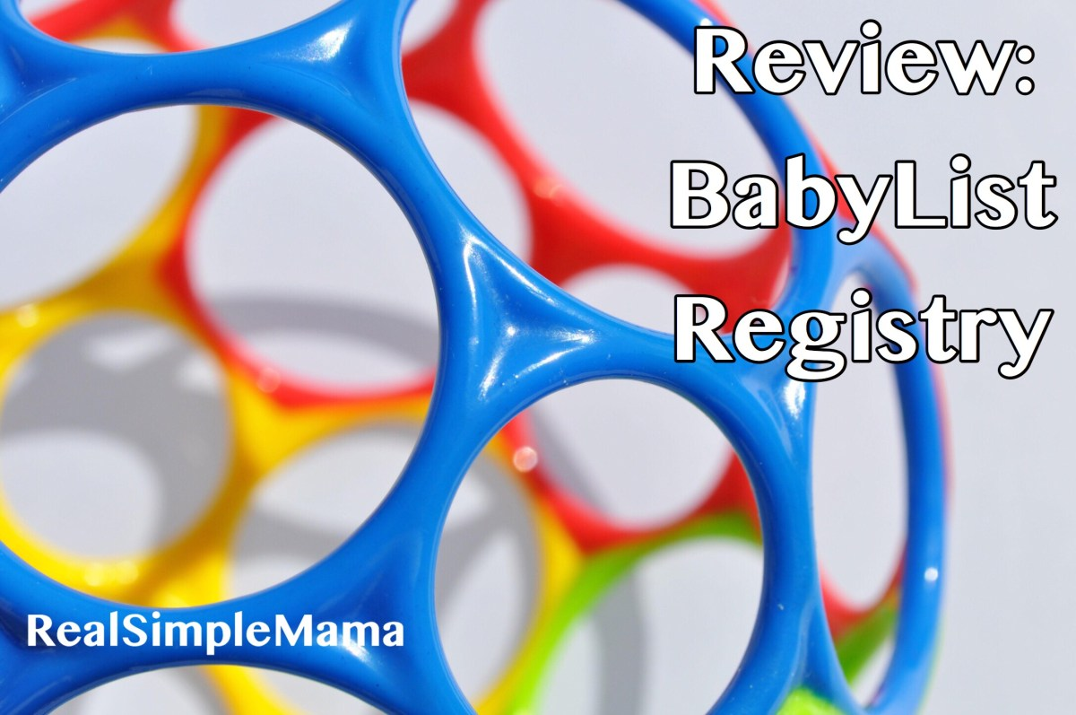 Review: BabyList Registry (Site and App)