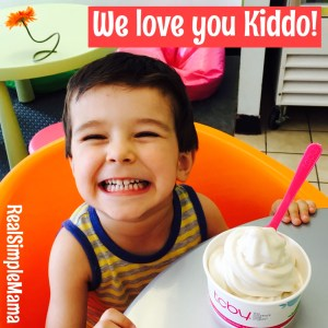I'm So Proud of You! A Letter to My Son On His Third Birthday - Real Simple Mama