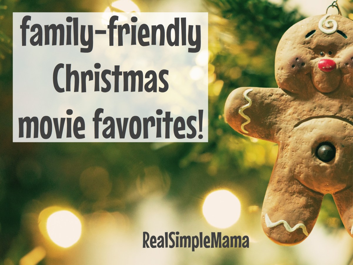 Family-Friendly Christmas Movie Favorites!