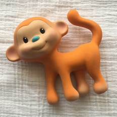 Infantino Go GaGa Squeeze and Soothe Teether - Real Simple Mama